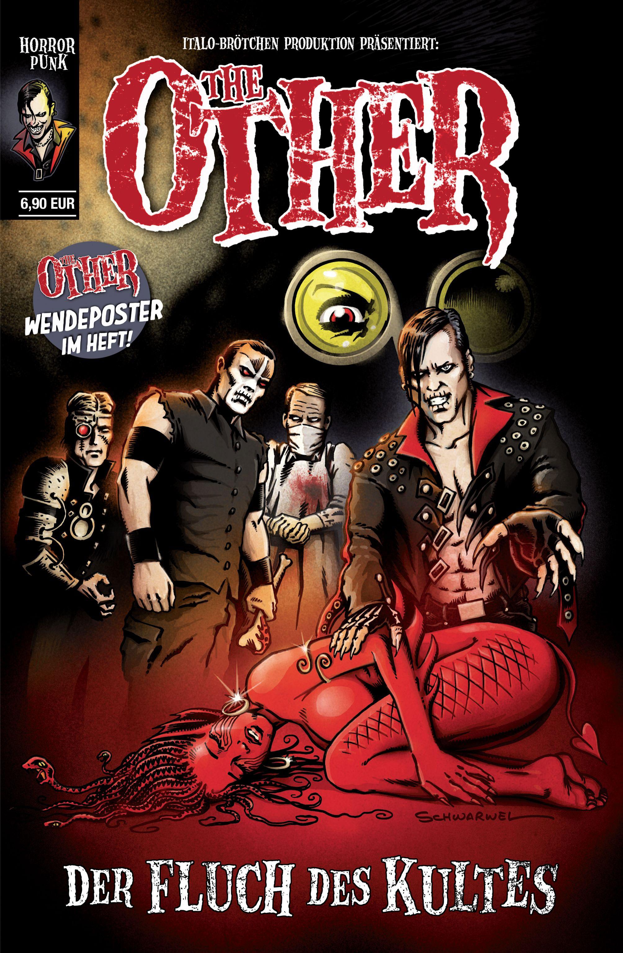 CRFF020 – The Other – Der Fluch des Kultes!