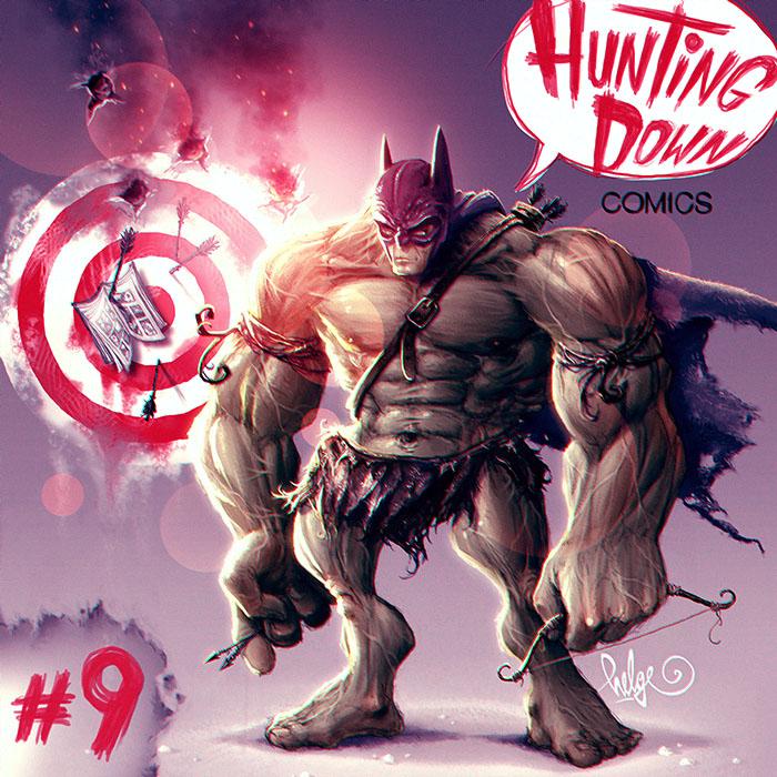 Hunting Down Comics #9