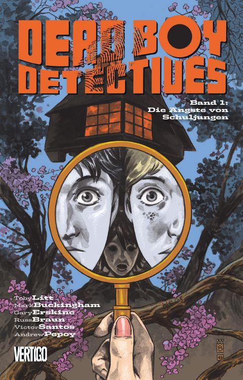 CRFF108 – Dead Boy Detectives: Bd. 1: Die Ängste von Schuljungen