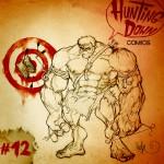 Hunting Down Comics #12