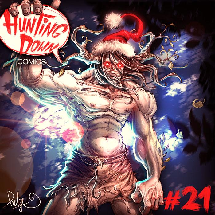 Hunting Down Comics #21