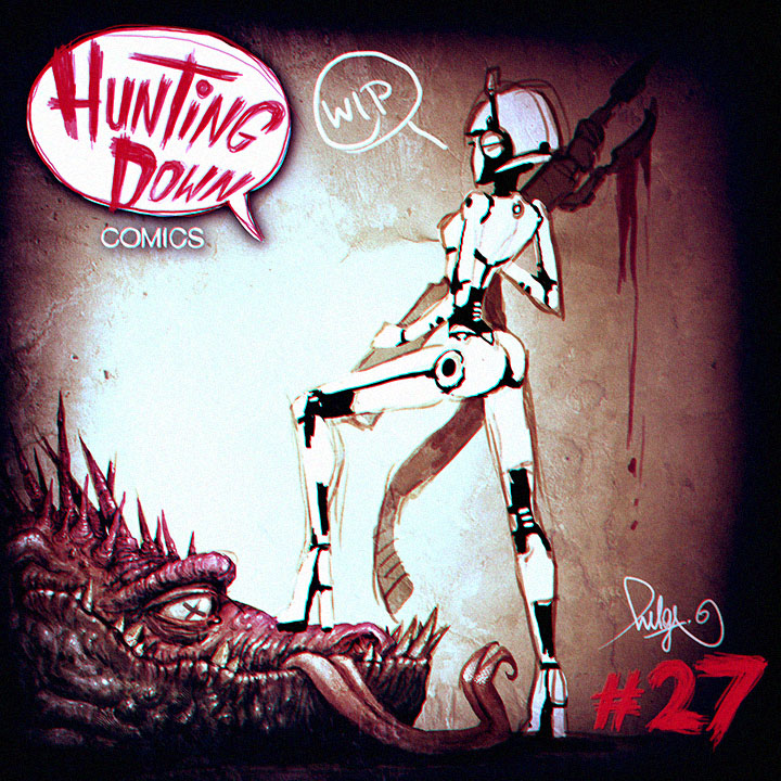 Hunting Down Comics #27