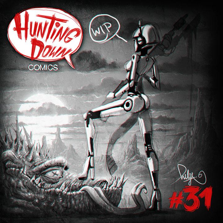 Hunting Down Comics #31