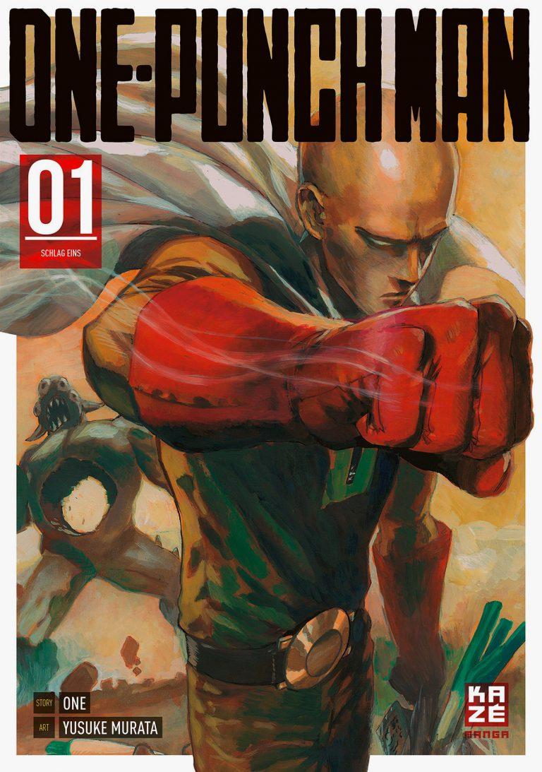 CRFF251 – One-Punch Man