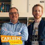 CRFF253 – Helge im Interview mit Klaus Schikowski