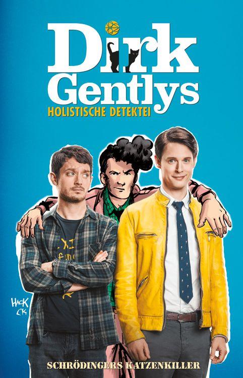 CRFF292 – Dirk Gentlys Hollistische Detektei, Band 1