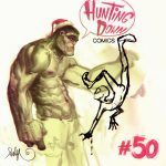 Hunting Down Comics #50