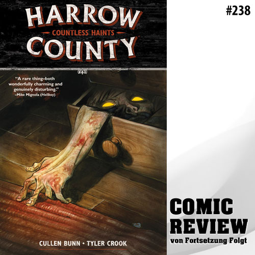 Harrow County: Countless Haints